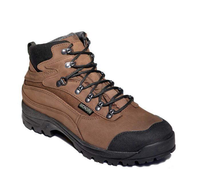 ac5fd71ead3 BIGHORN - Pánská treková obuv BIGHORN 0410 hnědá