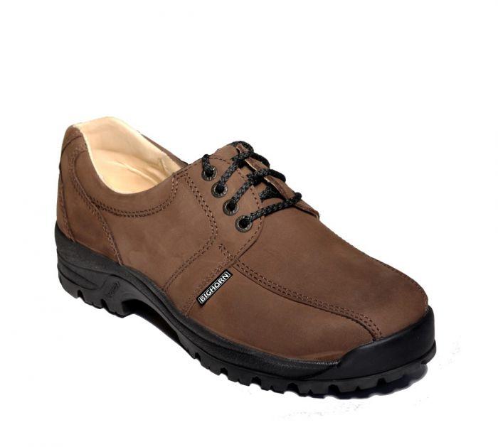 8f22377cf79 BIGHORN - Pánská vycházková obuv TEXAS 0110 hnědá