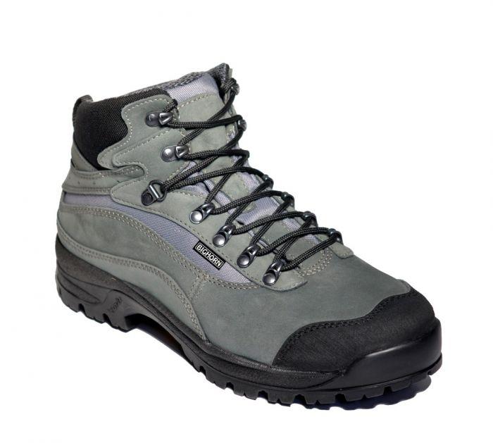 BIGHORN - Dámská treková obuv BIGHORN 0455 šedá