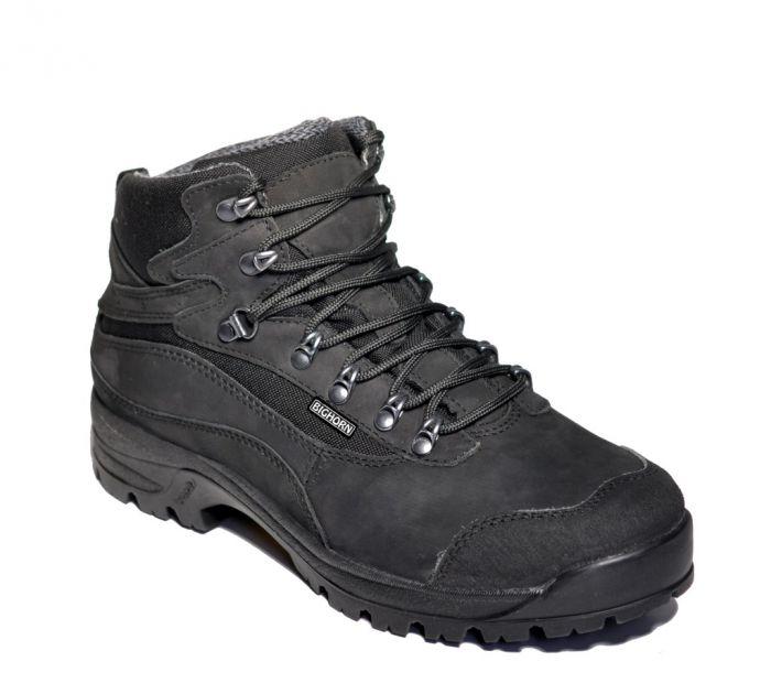BIGHORN - Dámská treková obuv BIGHORN 0411 černá
