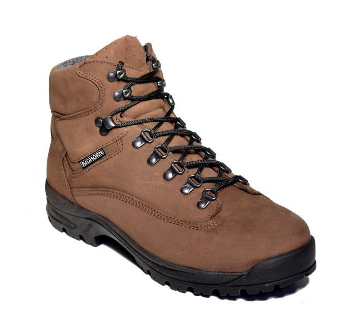 BIGHORN - Dámská treková obuv NEVADA 0710 hnědá