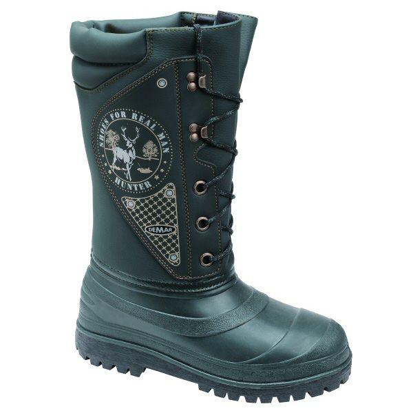 DEMAR - Myslivecká zimní obuv HUNTER SPECIAL 3801 zelená 3f88826de7