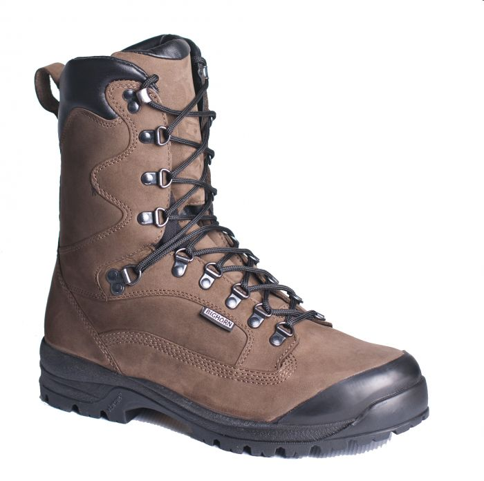 831d1323ad4 BIGHORN - Pánská treková obuv NEBRASKA 1410 hnědá