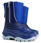 AKCE !!! DEMAR - Dětské sněhule CRISTAL 1351 modrá