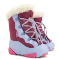 DEMAR - Dětská zimní sněhule SNOWMAR 4017 NA růžová