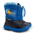 DEMAR - Dětská zimní obuv KENNY 2 1532 NA X-SNOW modrá
