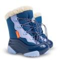 DEMAR - Dětská zimní sněhule SNOWMAR 4017 NC modrá