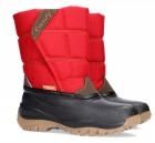 DEMAR - Dětská zimní sněhule COMFY 1356 C červená
