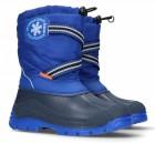 DEMAR - Dětská zimní sněhule SNOW LAKE 1314 A světle modrá